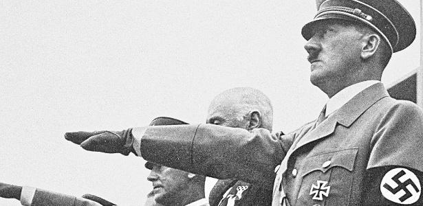 Adolf Hitler, o ditador que foi o principal ícone do nazismo