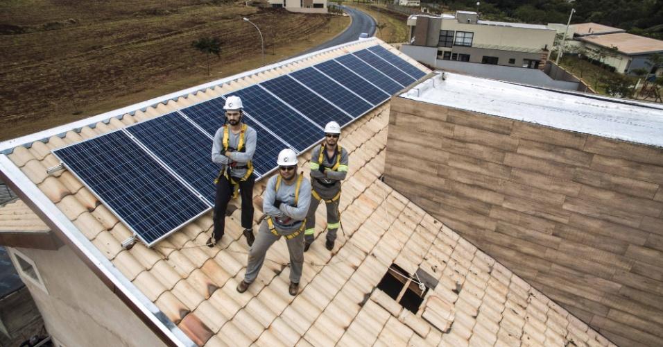 Blue Sol, franquia de energia solar