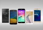 Qual é o melhor celular à venda que custa até R$ 1.000? (Foto: Arte UOL)