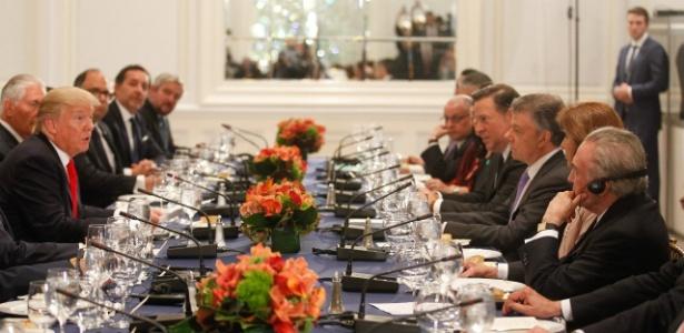 Resultado de imagem para Temer abre em Nova York a Assembleia Geral da ONU