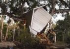 Deslizamentos de terra causam destruição e mortes na Califórnia - Robyn Beck/AFP Photo