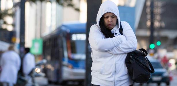 são paulo registra a temperatura média mais fria do ano brasil