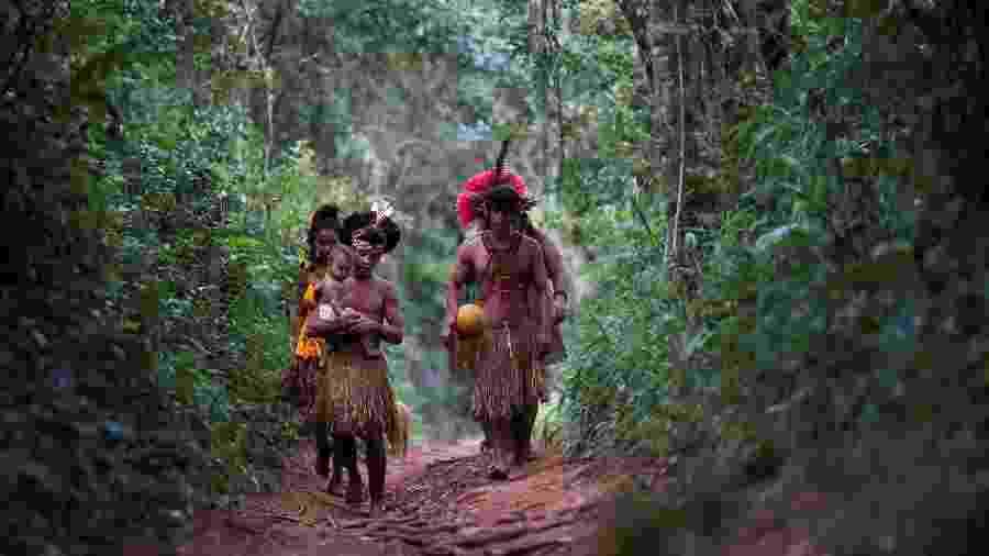 Funai muda portaria após pedidos do MPF para garantir saúde de indígenas isolados  - Adriano Machado/Reuters