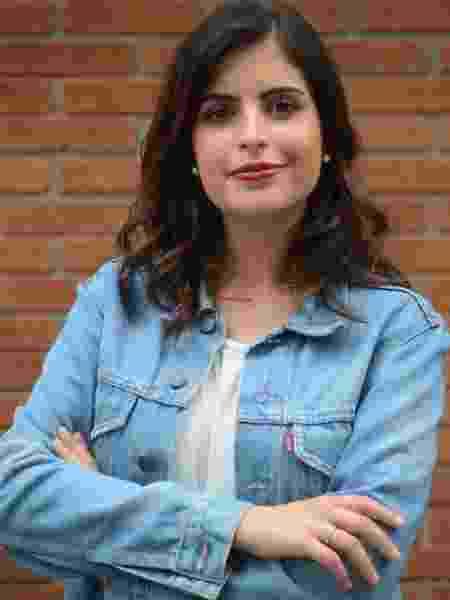 Tabata Amaral,25 , é cientista política, astrofísica, deputada federal por São Paulo e colunista do jornal Folha de S.Paulo - Divulgação