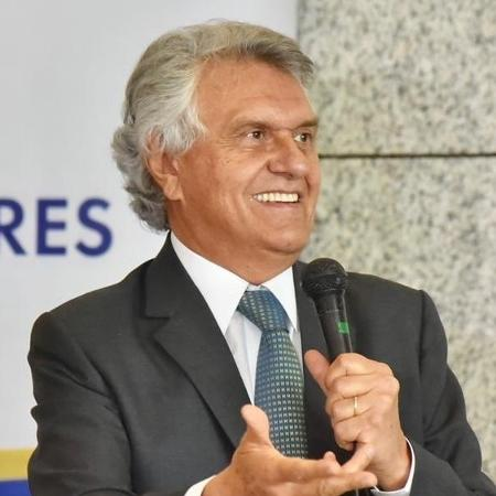 Arquivo - O governador de Goiás, Ronaldo Caiado (DEM), contou ter tido quadro febril - Divulgação/Twitter Ronaldo Caiado