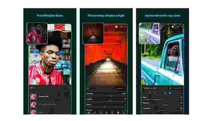 Lightroom: aplicativos para digital influencer - Reprodução - Reprodução