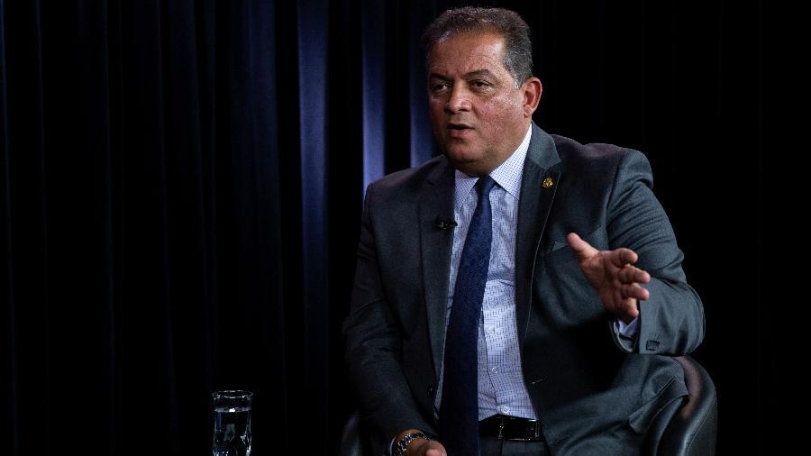 Senador Eduardo Gomes negou que o governe trabalhe para evitar candidatura de Moro - Kleyton Amorim/UOL