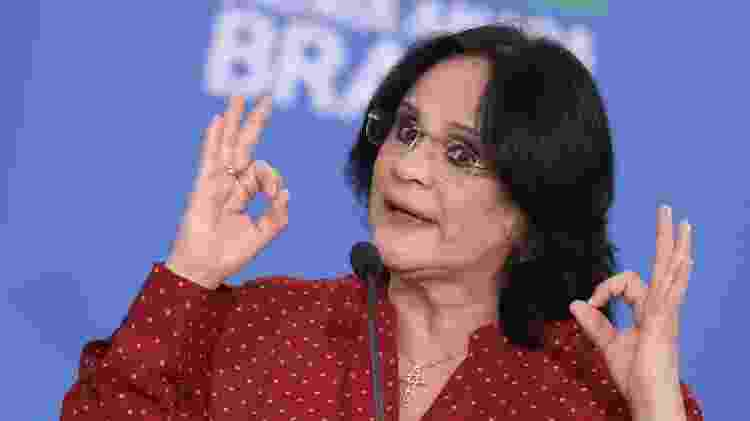 Damares Alves - GABRIELA BILó/ESTADÃO CONTEÚDO - GABRIELA BILó/ESTADÃO CONTEÚDO