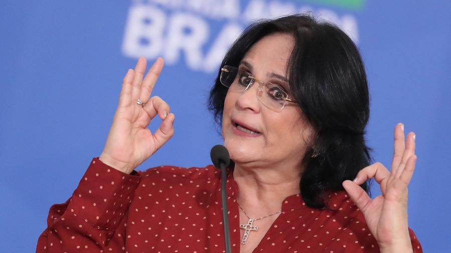 Ministério de Damares Alves anuncia programa de incentivo à mulheres na política - GABRIELA BILó/ESTADÃO CONTEÚDO