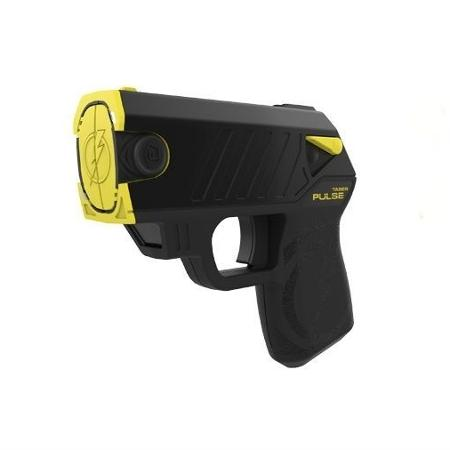 Arma de taser foi usada contra criança no Reino Unido - Divulgação