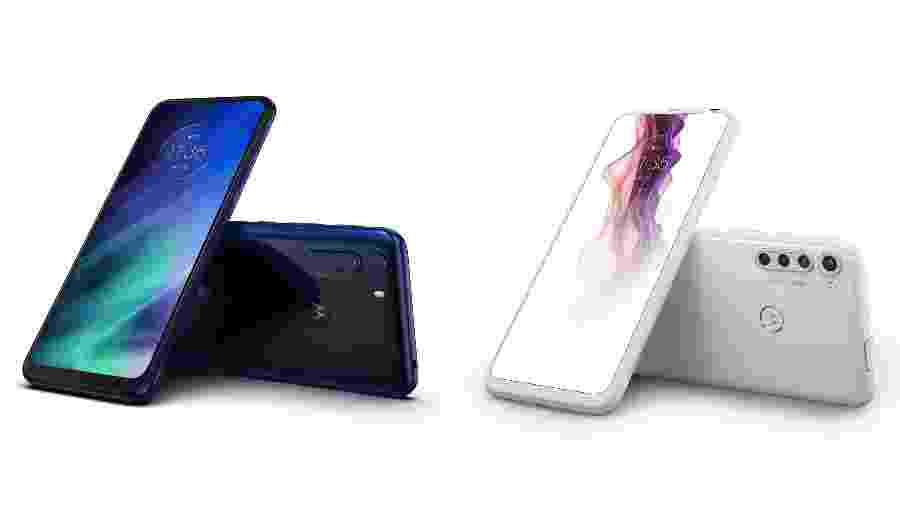 One Fusion e One Fusion+, novos celulares da Motorola - Motorola/Divulgação