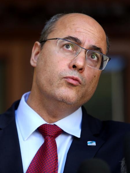 Wilson Witzel, governador afastado do Rio - Wilton Júnior/Estadão Conteúdo