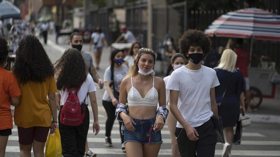 FecomercioSP ressalta que o turismo sofre a queda em um período que deveria ser aquecido para o setor, devido às férias de verão - Andre Porto/UOL/Imagem Ilustrativa