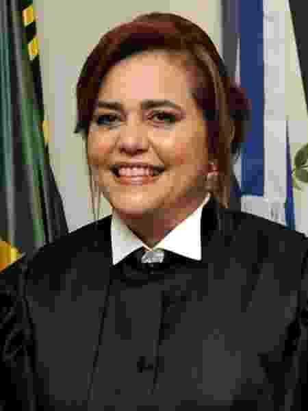 A desembargadora federal Mônica Jacqueline Sifuentes, candidata do Brasil no TPI - Luiz Xavier/Divulgação - Luiz Xavier/Divulgação