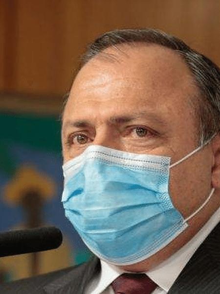 Ministro da Saúde, Eduardo Pazuello vai ser substituído - Carolina Antunes/PR