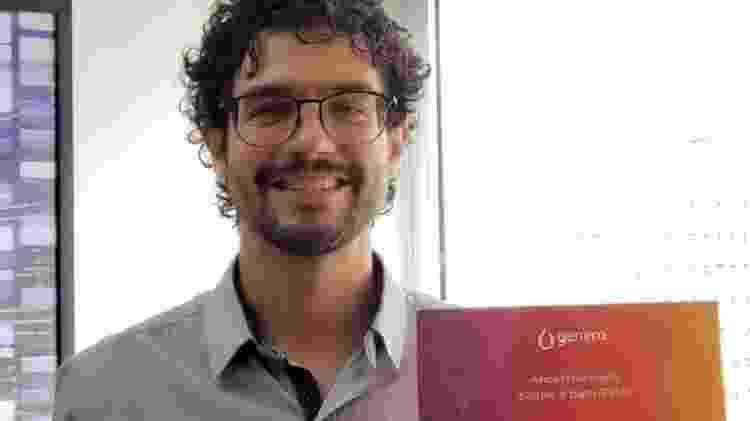 Ricardo di Lazzaro - Lista MIT jovens inovadores da América Latina - Divulgação - Divulgação