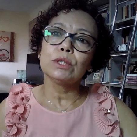Infectologista Marise Reis, membro do comitê científico do Rio Grande do Norte para a covid-19 - Reprodução/TV Globo
