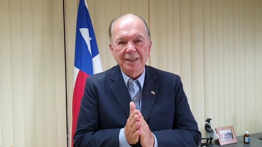 João Leão (PP), vice-governador da Bahia, disse que Bolsonaro não vai para o PP - Reprodução/Facebook/João Leão