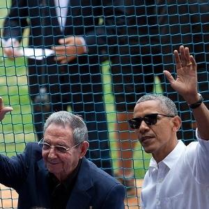 Raul Castro e Barack Obama