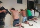 Senad (Secretaria Nacional de Drogas) e Polícia do Paraguai