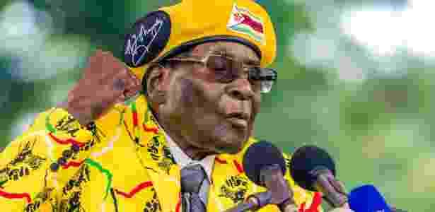 mugabe - Jekesai Njikizana/AFP - Jekesai Njikizana/AFP