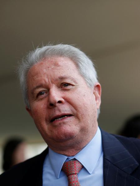 O presidente do Banco do Brasil, Rubem Novaes - Adriano Machado/Reuters