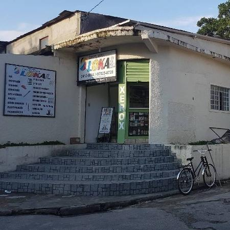 Escritório do advogado Nythalmar Filho, em Campo Grande, na zona oeste do Rio - Italo Nogueira/Folhapress