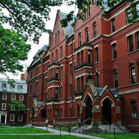 Universidade de Harvard (foto) e o MIT entraram com uma ação contra o governo federal porsuspender vistos para estudantes estrangeiros cujas aulas sejam transferidas para formato virtual  - Getty Images