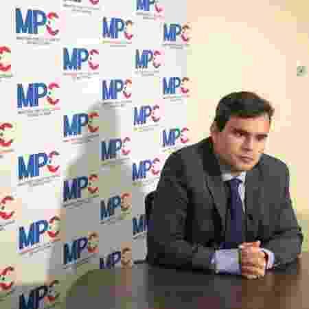 Patrick Bezerra Mesquita, procurador de Contas no Pará - Divulgação - Divulgação