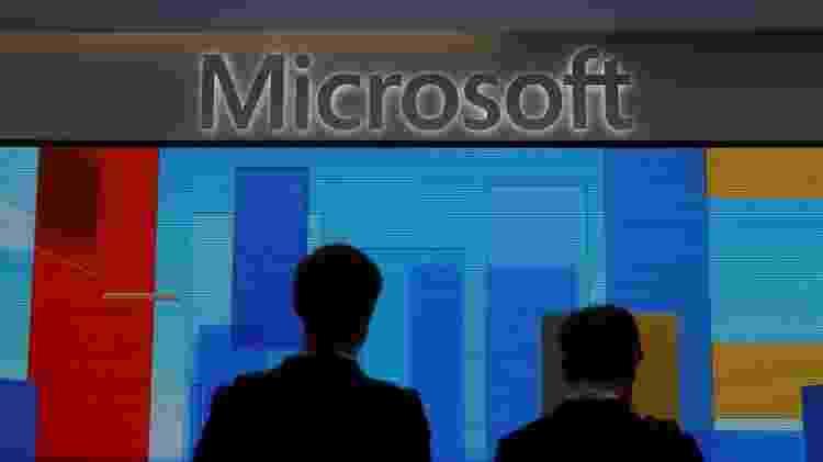 A Microsoft não era favorita, mas venceu uma das licitações mais suculentas do governo americano - Reuters - Reuters