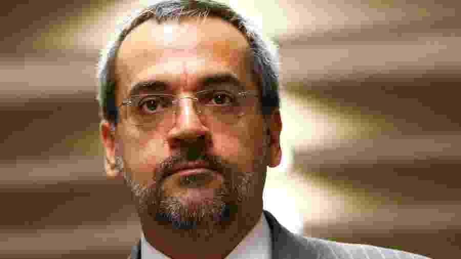 Ex-ministro da Educação, Abraham Weintraub foi indicado pelo Brasil para cargo no Banco Mundial - Marcelo Camargo/Agência Brasil