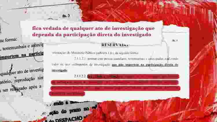 Em junho de 2020, o coronel Marcus Vinicius Valério, subcomandante da PM, assinou este despacho (considerado secreto), especificando como devem ocorrer as investigações contra PMs que matam em São Paulo - UOL - UOL