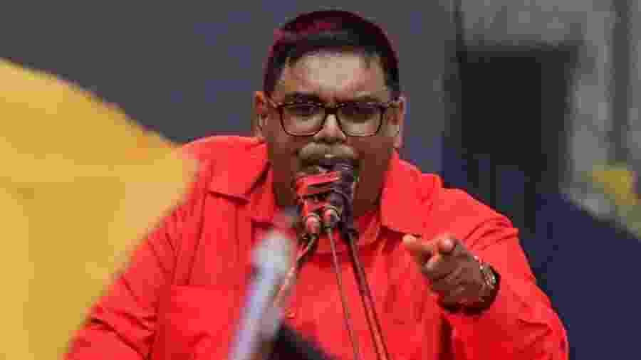 Ali foi parlamentar e ministro antes de chegar à presidência - Getty Images