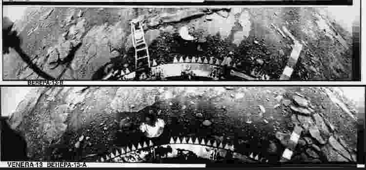 Sondas sovitéticas enviadas a Vênus sobreviveram pouco tempo no planeta - BBC - BBC