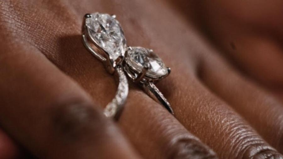 Novas tecnologias de marcação, rastreamento e compra podem ajudar a indústria de diamantes - BBC