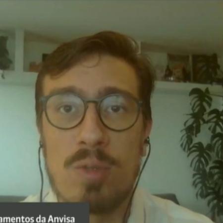 Mendes disse que, com os dados que recebeu sobre a vacina até o momento, a conclusão da área técnica da Anvisa foi de que o balanço risco-benefícioda Sputnik V não compensa - Reprodução/Globonews