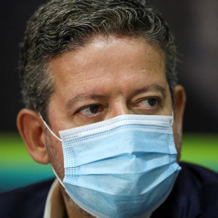 Com medo de perder cargos, a bancada de deputados baianos do DEM declarou apoio a Arthur Lira (foto)) na disputa à presidência da Câmara - REUTERS/Bruno Kelly