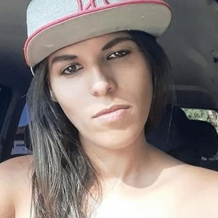 """Maria Angélica Macedo da Silva, 29, é conhecida como a """"rainha do crime"""" - Reprodução"""