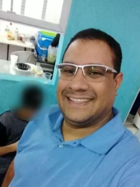 Motorista fazia uma viagem de Taquara para Belford Roxo, segundo viúva - Reprodução/TV Globo