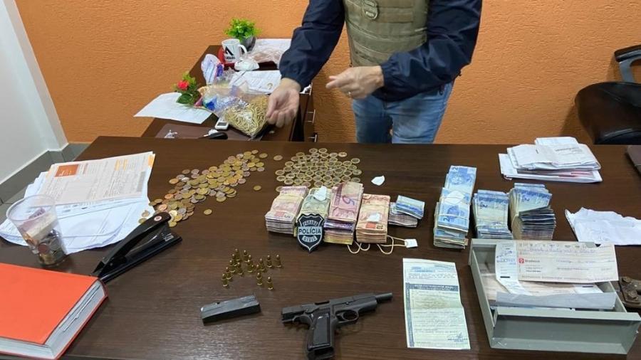 Polícia Civil cumpre três mandados de busca e apreensão e três de prisão preventiva - Divulgação/Polícia Civil do Paraná