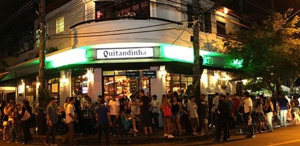 Bar Quitandinha, na Vila Madalena, esteve envolvido em denúncia de assédio sexual