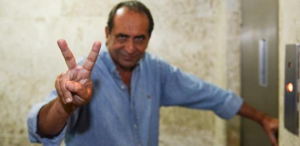 Prefeito eleito de Belo Horizonte pelo partido, Alexandre Kalil