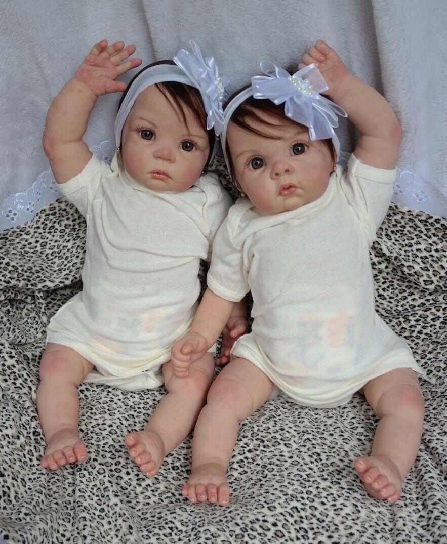 A artesã  Eliane Fátima de Oliveira Franco Saráo criou a Bortulhart em Ribeirão Preto (SP), que faz bonecos que imitam bebês de verdade