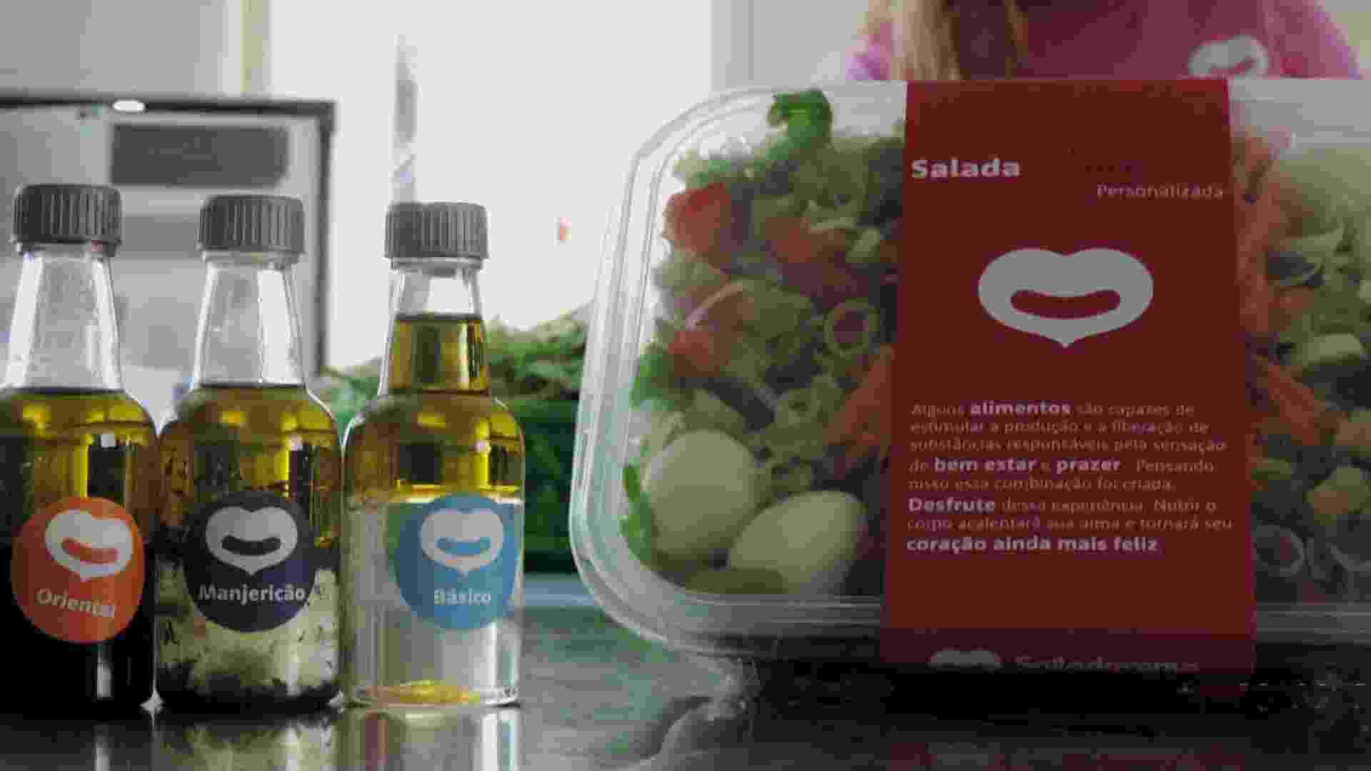 Rede Saladorama salada atlética - Divulgação