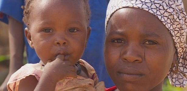 Média de filhos por mulher é de 7,6 no Níger, que é um dos países mais pobres do mundo - BBC