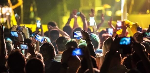 Celulares da Samsung foram os mais vendidos no Brasil - istockphoto