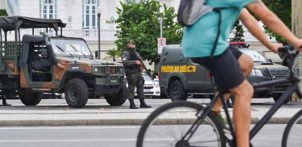Intervenção federal de caráter militar no Rio completa dois meses na semana que vem