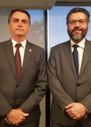 Resultado de imagem para Os nomes já são conhecidos: Graça Lima, Luís Fernando Serra e Ernesto Araújo.