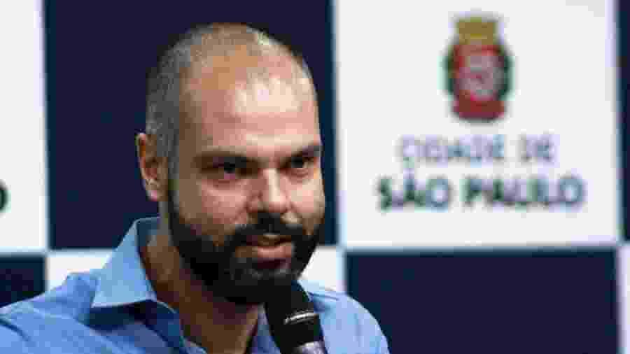 Prefeito de São Paulo, Bruno Covas (PSDB) explicou acordo firmado com manifestantes - Bruno Brito/ Agência F8/ Estadão Conteúdo