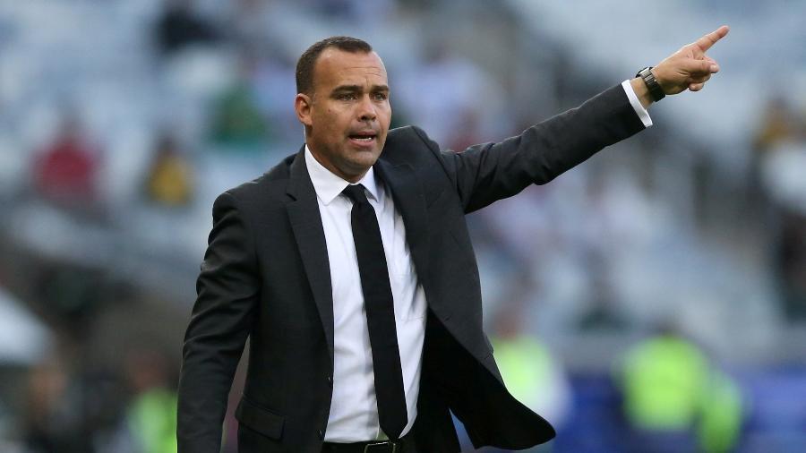 Técnico Rafael Dudamel, que deixou o comando da seleção da Venezuela - Edgard Garrido